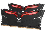 ㈜바이픽스, 고성능, 고급스러운 디자인에 고용량까지 삼박자를 갖춘 T-Force 나이트 호크 32GB DDR4 메모리 출시