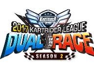 '2017 카트라이더 : 듀얼 레이스 시즌2' 6주차 4강 1경기, 개인전 진행