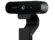 로지텍, 원터치 화상회의 기기 '스마트독'과 화상회의용 4K 고화질 웹캠 '브리오' 출시
