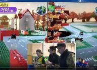 PS4 'LEGO® Worlds(레고월드)' 하하와 샘 해밍턴의 일대일 게임 대결 방송