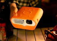 벤큐, 캠핑족을 위한 미니빔프로젝터 GS1 출시