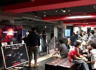 모탈블리츠 워킹어트랙션, 일본 서비스 성황