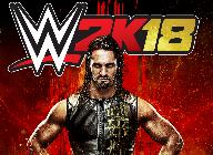 WWE 2K18, 표지 모델은 '세스 롤린스'
