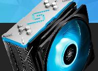 브라보텍, RGB SYNC LED 탑재 CPU 쿨러 DEEPCOOL GAMMAXX GT 출시