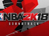 NBA 2K18, 사운드트랙 수록곡 공개