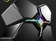 브라보텍, 혁신적인 디자인의 스마트 PC 케이스, DEEPCOOL QUADSTELLAR 출시
