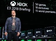 Microsoft, E3 에서 18 개 콘솔 런치 독점 및 15 개 게임 최초 공개, 50 개 이상 게임 선보여