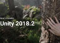 유니티 엔진 최신 버전 'Unity 2018.2' 출시