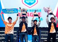 PONOS Sports, 초대 우승 '클래시 로얄 리그 아시아' 결승전