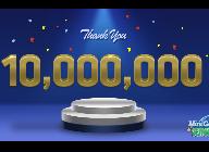 블루홀피닉스, '미니골프킹' 글로벌 1,000만 다운로드 돌파