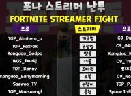 나이스게임TV, '포트나이트 스트리머 난투 – VIP 대전' 17일 (금) 진행