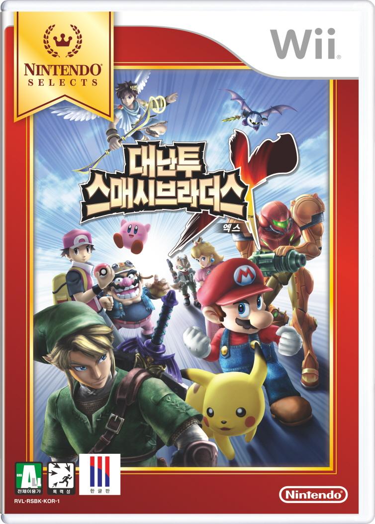 한국닌텐도, 'Nintendo Selects' 신규 라인업 발매