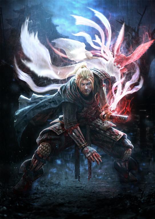 [E3] 니오 인왕, E3 2016 플레이 무비