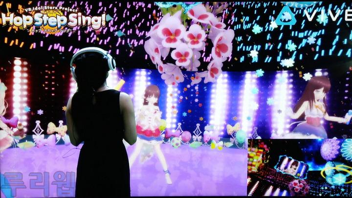 [TGS] 'hop_step_sing! VR' 플레이 캠 동영상
