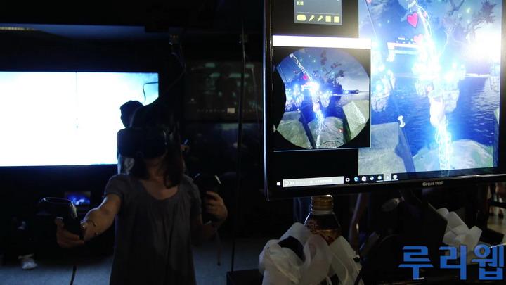 [TGS] 'TRANSCENDENT VR' 플레이 캠 동영상