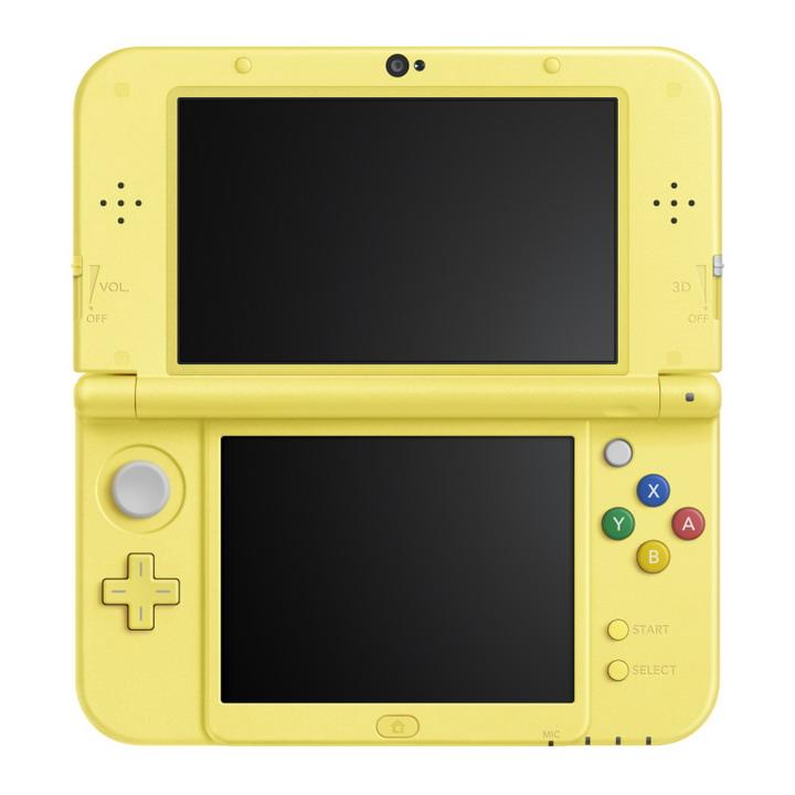 한국닌텐도, New 닌텐도 3DS XL '피카츄 에디션' 발매