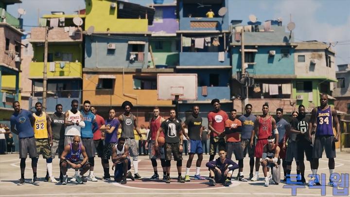 [E3] 'NBA LIVE 19' 트레일러 동영상