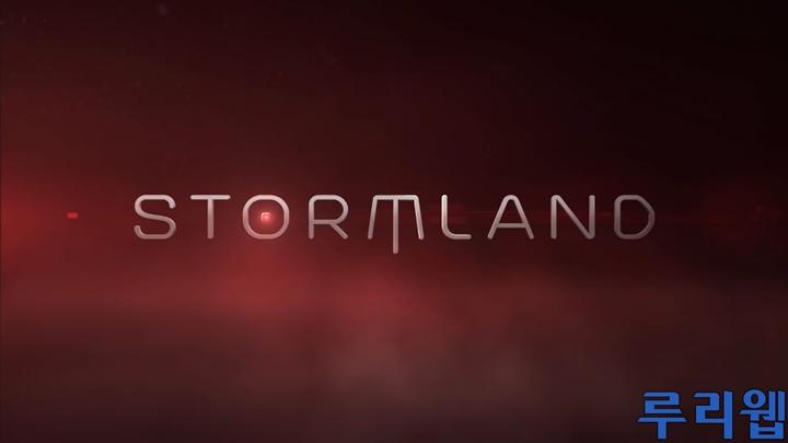 [E3] '스톰랜드' 트레일러 동영상