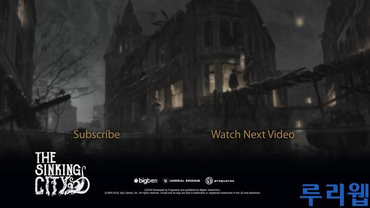 [E3] '더 싱킹 시티' 트레일러 동영상